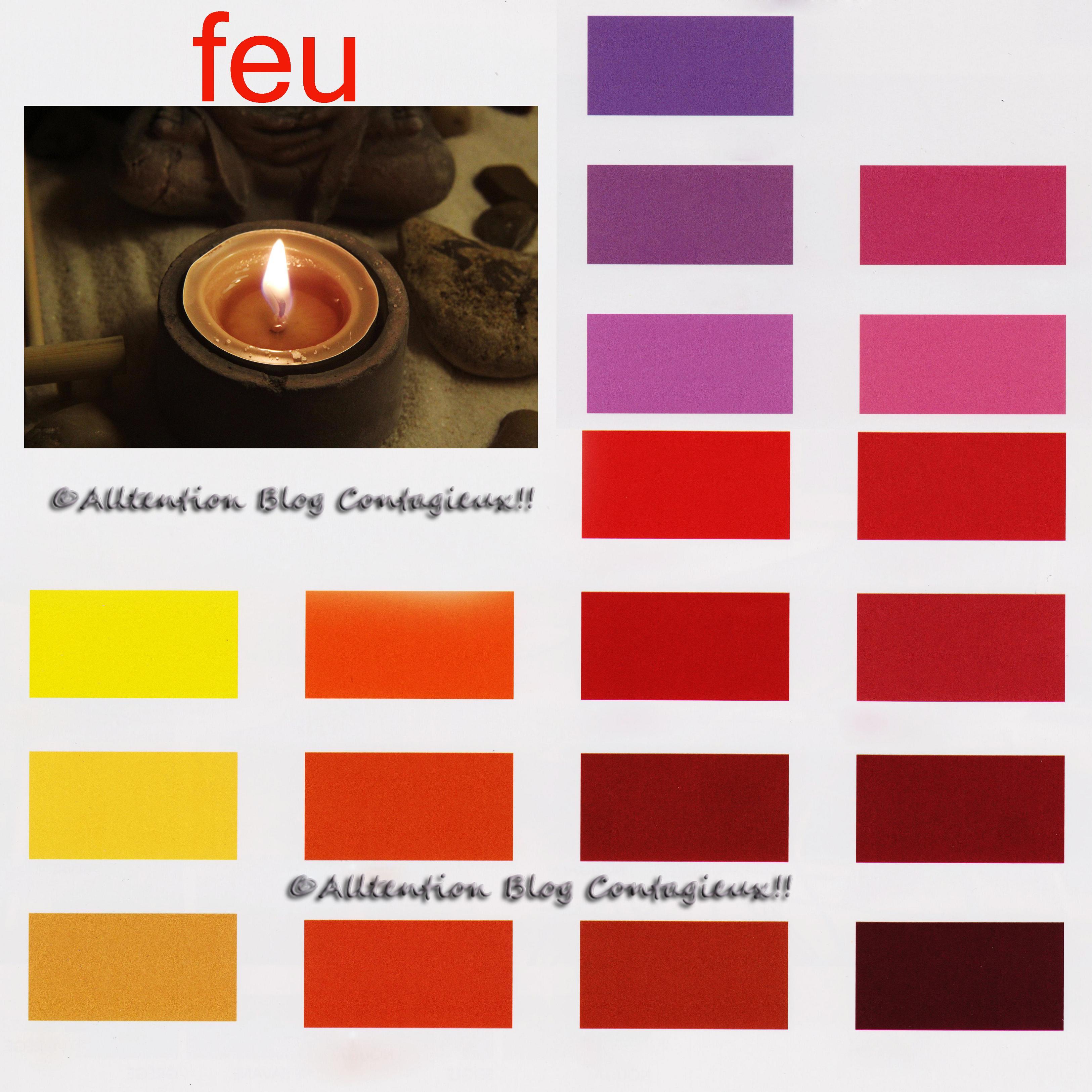 Feng Shui Couleur Salon des secteurs et des couleurs | attention blog contagieux !!